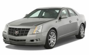 Cadillac CTS 2002 - 2013 4WD