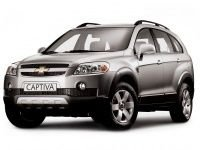 Chevrolet Captiva 7 мест 2006 - 2011