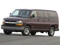 Chevrolet Express II (1ряд) 2002 - н.в