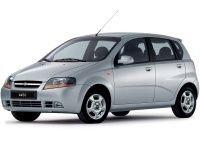 Chevrolet Aveo 2003 - 2012 (седан)