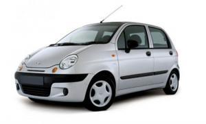 Daewoo Matiz 2000 - н.в