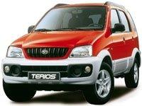 Daihatsu Terios I 1997-2006