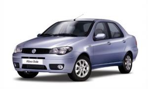 Fiat Albea 2002 - 2012
