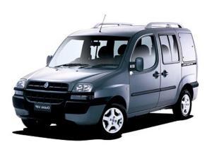 Fiat Doblo 5 мест 2001 - 2005