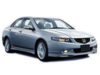 Honda Accord VII (правый руль) 2003 - 2008