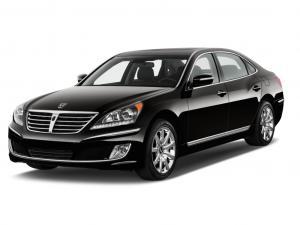 Hyundai Equus/Genesis 2009 - наст. время