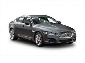 Jaguar XE 2015 - н.в.