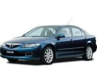 Mazda 6 (GG) 2002 - 2008 (лифтбек)