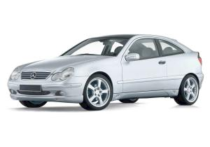 Mercedes С-класс W203 2000 - 2007 Coupe