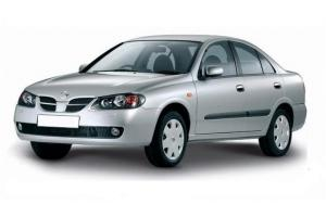 Nissan Almera (N16, правый руль) 2000 - 2006