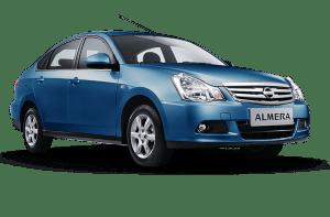 Nissan Almera (G15) 2012 - наст. время