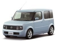 Nissan Cube II (Z11) (правый руль) 2002 - 2008