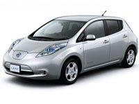 Nissan Leaf I (ZE0/AZE0) 2010-2017 (правый руль)