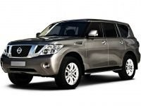 Nissan Patrol (Y62) 5 мест 2010 - н.в