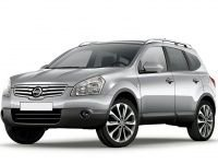 Nissan Qashqai +2 2007 - 2014