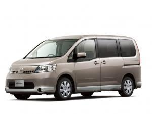 Nissan Serena III (C25) 2005-2010 правый руль