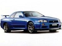 Nissan Skyline R34 (правый руль) 1998 - 2002