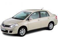 Nissan Tiida (правый руль) 2004 - 2012