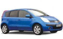Nissan Note I (правый руль) 2005 - 2014