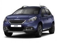 Peugeot 2008 2014 - наст. время