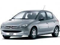 Peugeot 206 1998 - 2012