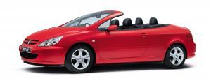 Peugeot 307 CC (кабриолет) 2001 - 2008