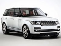 Range Rover IV 2012 - наст. время (long)
