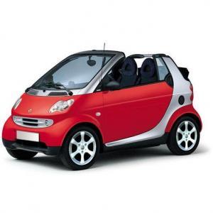 Smart City Coupe с 2002 - 2004