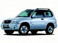 Suzuki Grand Vitara II (3-х дверный) 2001 - 2005