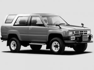 Toyota 4Runner I 1984-1989