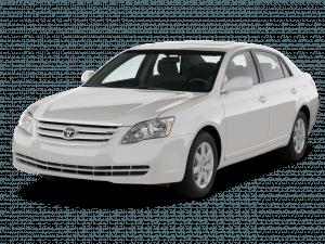 EVA коврики на Toyota Avalon III 2005 - 2012