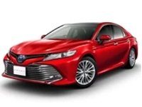 EVA коврики на Toyota Camry VIII (XV70) 2018 - н.в