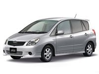 EVA коврики на Toyota Corolla Spacio (E120) (правый руль) 2001-2007