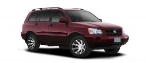 Toyota Highlander I (U20) 2001 - 2007