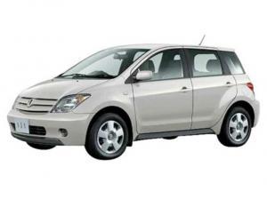 Toyota Ist I (NCP60, правый руль) 2001 - 2006