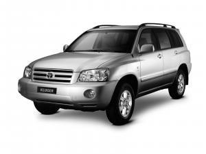 Toyota Kluger (правый руль) 2000 - 2007