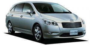 Toyota Mark X ZiO 2007-2013 (правый руль)