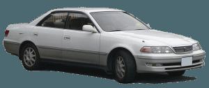 Toyota Mark/Сhaser/Cresta (90, правый руль) 1992 - 1996г