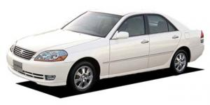 Toyota Mark/Сhaser/Cresta (100, правый руль) 1996 - 2000 2WD