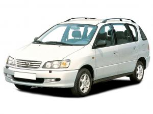 Toyota Picnic (правый руль) 2001 - 2009