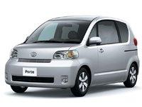 Toyota Porte I (2004-2012) салон правый руль