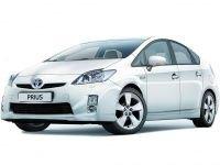 Toyota Prius (NHW20, левый руль) 2004 - 2009