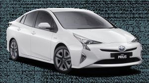 Toyota Prius (NHW50 правый руль) 2015 - н.в