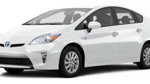 Toyota Prius/Alfa (NHW40/41, правый руль) 2009 - 2015 универсал