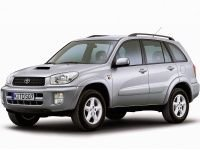 Toyota RAV 4 II (XA20, 5 дверей) 2000 - 2006