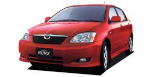 Toyota Runx (правый руль) 2001 - 2006