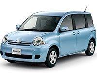 Toyota Sienta I (2003-2015) (правый руль)