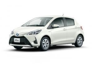 Toyota Vitz III (XP130) 2010 - 2019