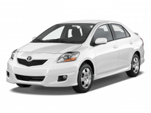 Toyota Yaris (P2) (седан) 2005 - 2010