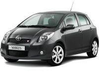 Toyota Yaris (P2) 2005 - 2010 (хечбек)